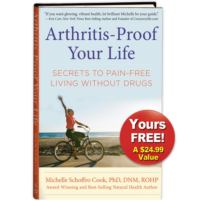 say no to arthritis the proven drug free guide to preventing and relieving arthritis