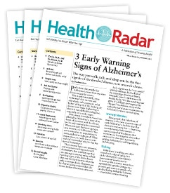 Health Radar Newsletters
