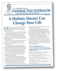 A Holistic Doctor Can Change Your Life