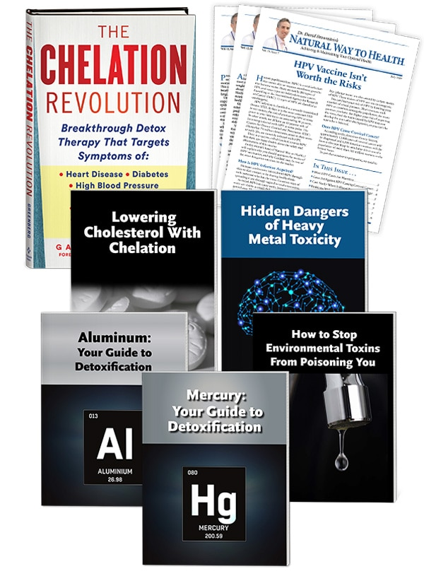 collage of books, newsletters and special reports included in the offer