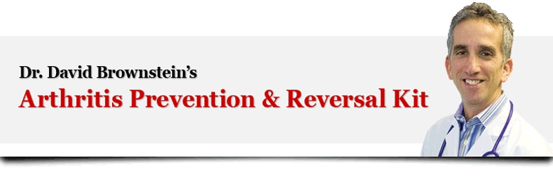 Arthritis Prevention and Reversal Kit